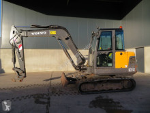 Volvo EC 55 C used mini excavator