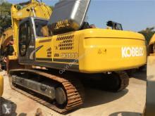 Excavadora Kobelco sk350D-8 excavadora de cadenas usada