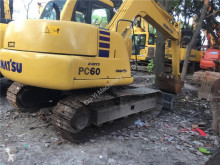 Excavadora Komatsu PC60-7 excavadora de cadenas usada
