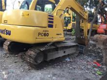 Komatsu PC60-7 bæltegraver brugt