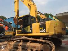 Excavadora Komatsu PC300 PC300-7 excavadora de cadenas usada