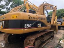 Caterpillar 320C 320C használt lánctalpas kotrógép