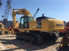 Excavadora Komatsu PC400LC-7 PC400-7 excavadora de cadenas usada