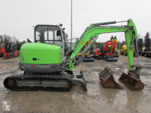 Mini pelle Wacker Neuson EZ53