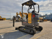 Volvo ECR18E mini-excavator second-hand
