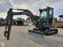 Excavadora Volvo ECR35D miniexcavadora usada