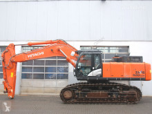 Hitachi ZX520LCH-5 used track excavator
