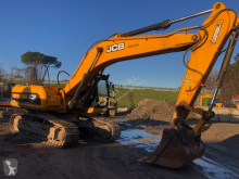 JCB JS 290 LC used track excavator