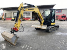Yanmar VIO 57 used mini excavator
