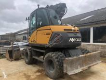 Mecalac714 MW e 轮胎式挖掘机 二手