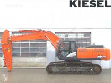 Hitachi ZX350LCN-6 used track excavator