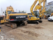 Hyundai R215-9 excavator pe şenile second-hand