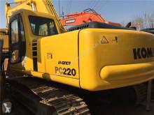 Excavadora Komatsu PC220-6 excavadora de cadenas usada