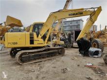 Excavadora Komatsu PC120 PC120-6 excavadora de cadenas usada