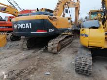 Excavadora Hyundai 215-9 excavadora de cadenas usada