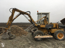 Mecalac 11CX used wheel excavator
