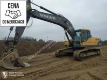 Volvo EC290 CL used track excavator
