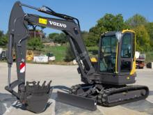 Excavadora Volvo ECR58D miniexcavadora usada