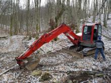 Excavadora miniexcavadora Volvo ECR88 Minibagger