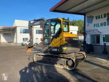 Volvo ECR88 ECR 88D mini-excavator second-hand