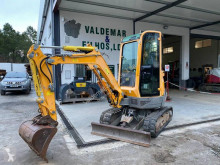 Yanmar VIO 25 VIO 25-4 mini-excavator second-hand