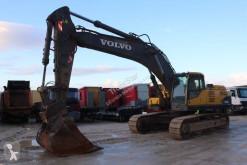 Excavadora Volvo EC460 CL excavadora de cadenas usada