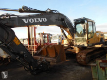 Volvo EC220 D верижен багер втора употреба