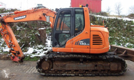 Excavator Doosan DX140LCR-3 second-hand