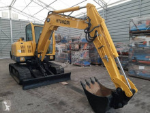 Excavator pe şenile Hyundai R55-7