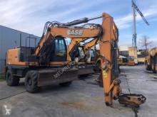Excavadora Case WX148 excavadora de ruedas usada