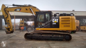 Caterpillar 329 E used track excavator