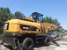 Caterpillar M325D MH pelle de manutention occasion