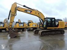 Rýpadlo Caterpillar 329EL pásové rýpadlo ojazdený