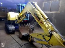 Yanmar VIO 75 excavator used