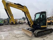 Excavadora excavadora de cadenas Yanmar VIO82