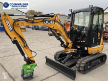 JCB 8029CTS used mini excavator