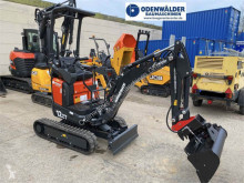 Eurocomach 12ZT used mini excavator