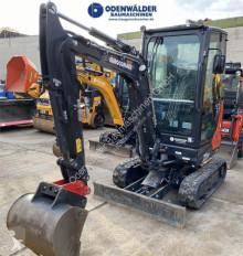 Eurocomach 22SR used mini excavator