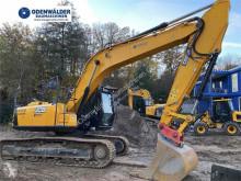 JCB track excavator JS220LC