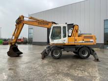 Liebherr industrial excavator A 904