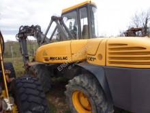 Mecalac 12 MXT 12 MXT excavator pe roti second-hand