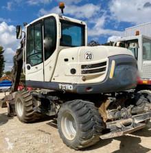 Terex TW 110 excavator pe roti second-hand
