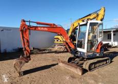Kubota U35 mini-excavator second-hand