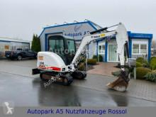 Excavadora Bobcat 334 Minibagger Stürzschild 3,4 Tonnen miniexcavadora usada
