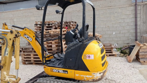JCB 8018CTS used mini excavator