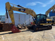 Caterpillar 323DLN excavator pe şenile second-hand