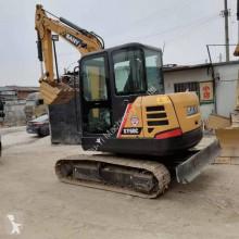 Excavadora Sany SY60C excavadora de cadenas usada