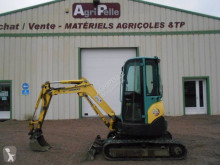 Yanmar VIO 25 mini-excavator second-hand