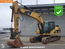 Caterpillar 323D верижен багер втора употреба