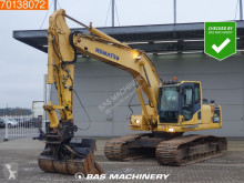 Komatsu PC210LC8 bæltegraver brugt
